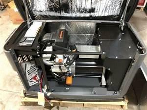17 Kw Honeywell Generac Standby Generator  U0026 200