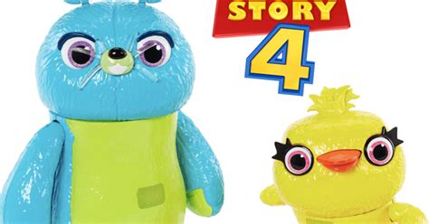 toy story  merchandise featuring ducky  bunny