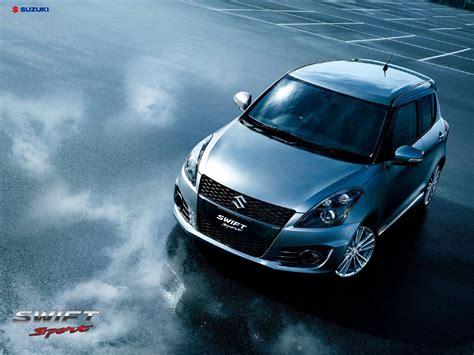 Suzuki Swift Sport Wallpaper