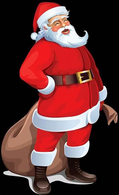 Santa Claus Clip Clipart Cartoon Xmas Wallpapers