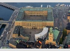 The Royal Palace in Stockholm, Sweden Must Vacations