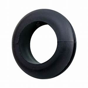 Flexible Rubber Grommet  5 U0026quot  Reducer To  375 U0026quot  Id Wall Plate