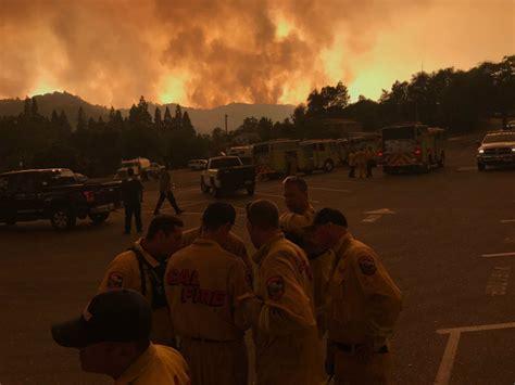 cal fire chief ken pimlott updates  detwiler fire