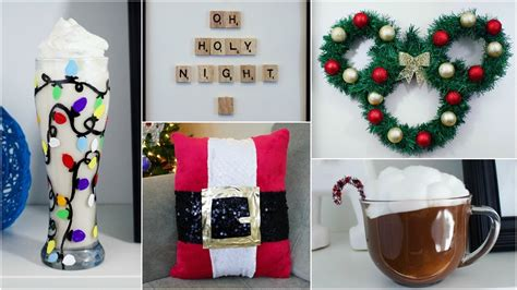 cheap easy diy christmas decor ideas pinterest