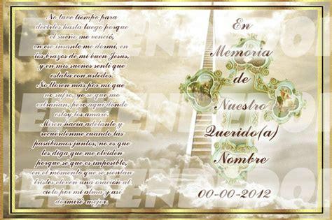 tarjetas de aniversario para difuntos para tarjetas aniversario difuntos recuerdos