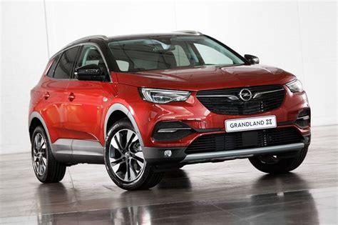 Opel Gelandewagen 2019 by Opel Grandland X 2017 Bilder Motoren Preis