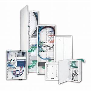 Structured Wiring Enclosures