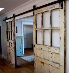 Bypass Cabinet Door Hardware by 20 Diy Barn Door Tutorials