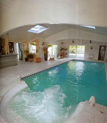 Pool Indoor Luxury Pools Enclosure Swimming Hall