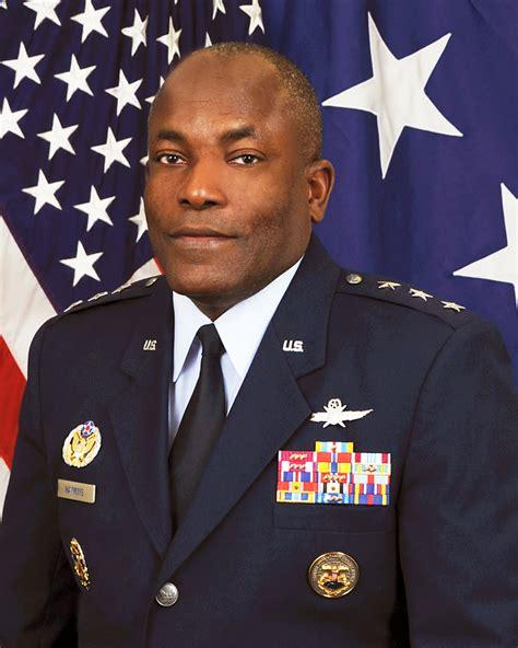 Lieutenant General Ronnie D. Hawkins Jr.> U.s. Air Force