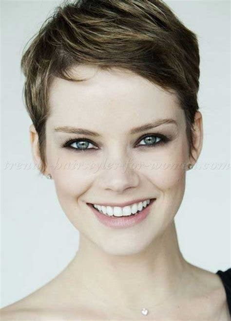 Cropped Pixie Hairstyle by 15 Cropped Pixie Hairstyles Pixie Cut 2015