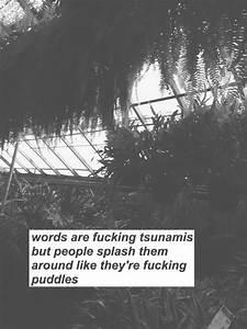 dark grunge on Tumblr