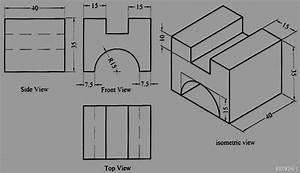 AUTOCAD DRAWINGS | AUTOCAD DRAFTING | FREE CAD DESIGN | 2D ...