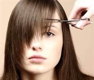 couper ses cheveux miss petits pois après la frange voici le dégradé