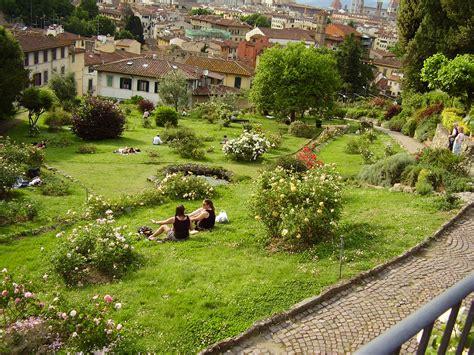 Il Giardino Delle Rose Di Firenze  Te La Do Io Firenze