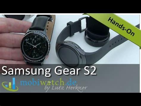 Samsung Gear S2 Diese Smartwatch hat den Dreh raus YouTube