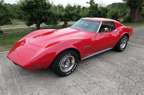 corvette stingray c3 chevrolet corvette stingray c3 1974 catawiki