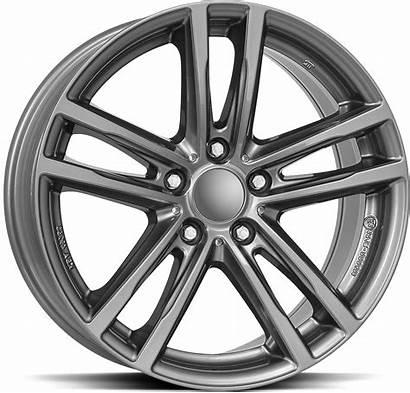 Rial X10 Metal Grey Bmw X10x Hinta