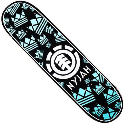nyjah huston tech deck element nyjah huston icons deck in stock at spot skate shop