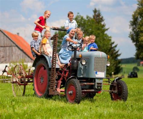 Grunde Fur Bauernhof Ferien Mit Familie Famigros