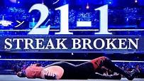 Wrestlemania 30 The Undertaker vs Brock Lesnar: STREAK ...