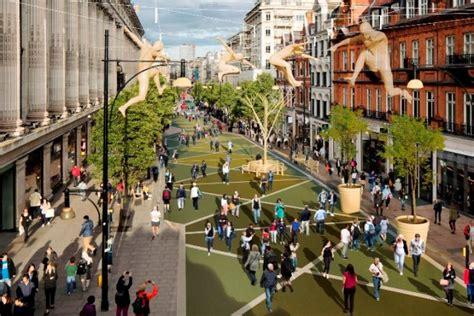 oxford street pedestrianisation scrapped