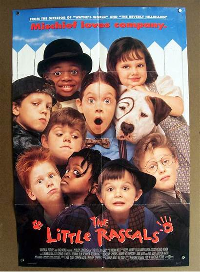 Rascals 1994 Poster Movies Posters Star 2001