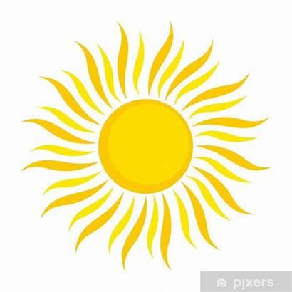 Sun Sonne Illustrazione Icon Das Serotonin Het