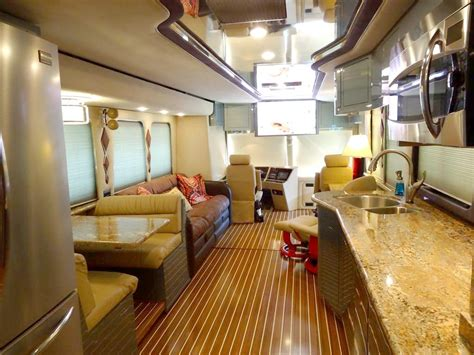 awesome rv interior remodel inspiration  travels plan