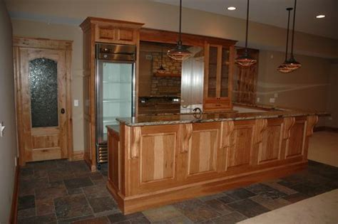 Custom Hickory Cabinets by Custom Corners Llc   CustomMade.com