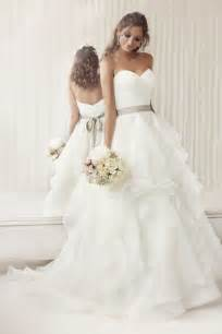 brautkleider aus tã ll 20 simple wedding dresses