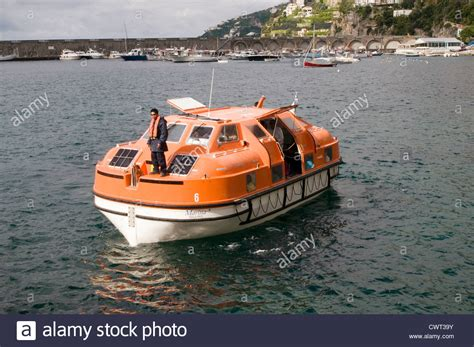 Cruiseship Cruise Ships Ship Lifeboat Lifeboats Boats Life Being Stock Photo Royalty Free Image ...