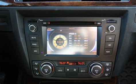 bmw e90 navi bmw aftermarket navigation e90
