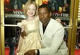 Denzel Washington con Dakota Fanning | Denzel Washington ...