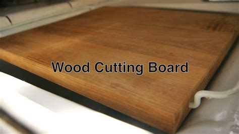 Wood Cutting Boards W/ Adjustable Over The Sink Cutting