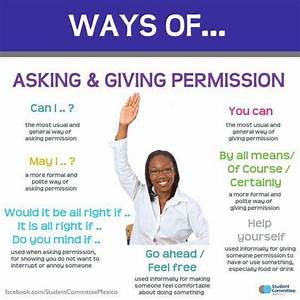 Asking and Giving Permission   Vocabulary Home