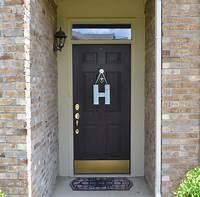 pictures of front doors Tips In Painting Exterior Door #931 | Latest Decoration Ideas