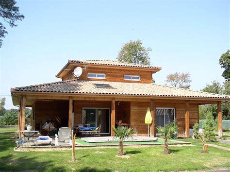 constructeur maison bois contemporaine prix maison moderne