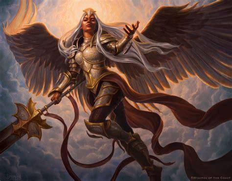 angelic field marshal  murphyillustration  deviantart