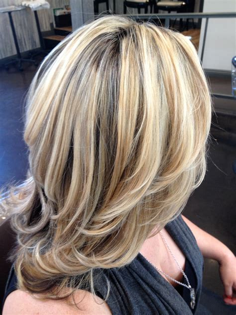 Hair With Highlights by Highlights Jonathan George