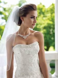 comment choisir vos bijoux de mariage archzinefr With robe pour mariage cette combinaison collier prénom or