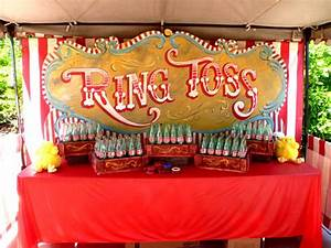 Coke Bottle Ring Toss Carnival Game Rick Herns Productions