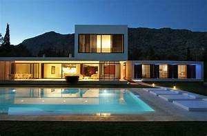 Exceptional Creativity For Contemporary Fantastic Dream House  Casa Bouza By Miguel Lacomba