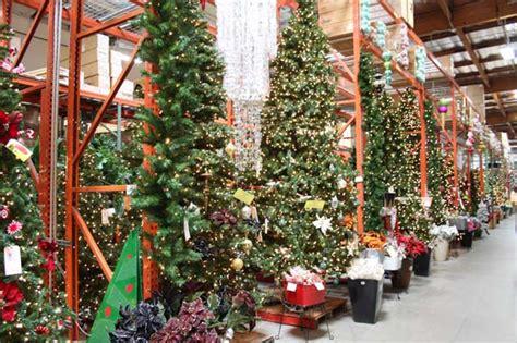 shinoda design center santa ana warehouse christmas tree