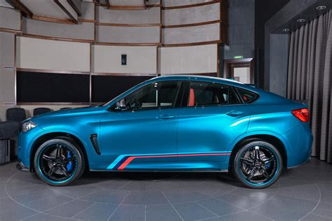 what is a bmw enhanced bmw x6m is a tribute to all things m performance