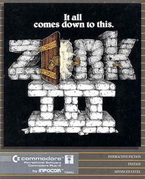 zork iii wikipedia