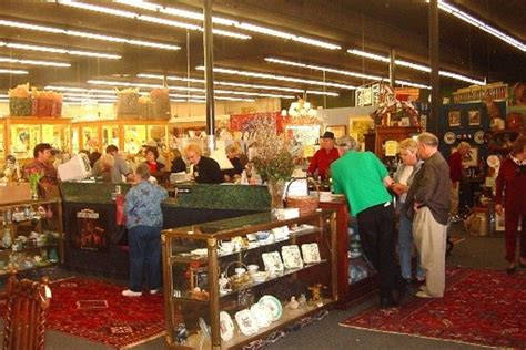 forestwood antique mall dallas shopping review