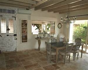 photo decoration deco salle a manger campagne chic 9jpg With decoration interieur style campagne