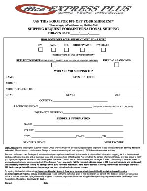 editable fedex customs declaration form fill out print