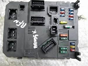 Used Peugeot 206 Fuse Box - 9652474680